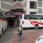 Bild från Hotel Kanishka