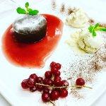 Dessert - Schokoladen Coulant