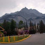 Banff Rocky Mountain Resort Foto