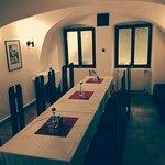 Salonek pro 16 osob - vhodné pro firemní večírky a oslavy