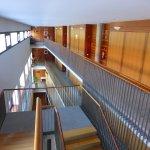 Vue du couloir - Toutes les chambres donnent sur la ville