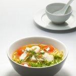 Sour fish noodle