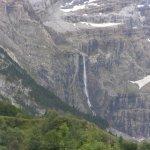 La plus haute des cascades de Gavarnie