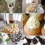 Wedding cupcakes at Cupcake DownSouth | photos by Studio Adele