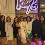 The girls celebrating life, love and loyalty at Ray's in the City