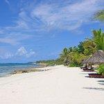 Perfect beach at Viwa Island Resort