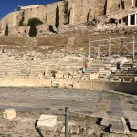 Theatre and Temple of Dionysus