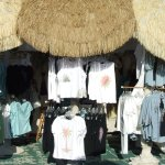 A one of a kind vendor, women's apparel