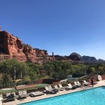 Pool and Boynton Canyon
