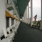 Worlds longest porch