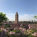 Photo de Les Jardins de la Medina