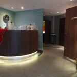Salle massages