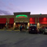 Picture of Carrabba's Restaurant taken from parking lot