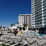 Mondrian South Beach Hotel Foto