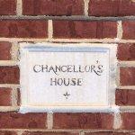 Chancellor's House resmi