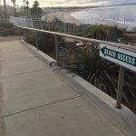 Beach Access runs through neighboring property, but is not restricted. Easy 5 min walk to the be