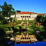 beautiful grounds and museum mansion