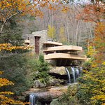 Fallingwater in October