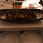 Sea Bass in Black Bean Sauce