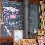 Foto van Cafe Galeria House of Wonders