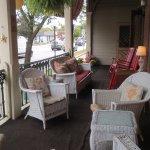 Sitting Porch