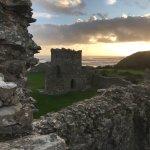 Castell Llansteffan Castle