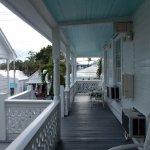 1B onto balcony