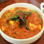 hyderabadi veg and paneer gravy main course