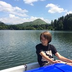Enjoy a day out on one of the many lakes in the area.