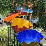Chihuly at the NYBG - a feast for the eyes!