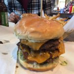 The Double Cheeseburger