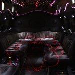 Hummer Party interior!