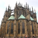 Dentro del Castillo de Praga