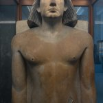 artefact in the Egyptian Museum