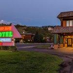 Foto de Rabbit Ears Motel
