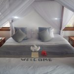 A romantic room in a romantic setting