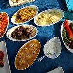 Foto de Captains International Tapas & Restaurant