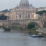 Vatican in the afternoon