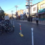 Photo of Kensington Market and Spadina Avenue