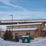 The Ulu Factory, Anchorage, AK. In the WINTER.