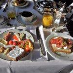 breakfast - variety