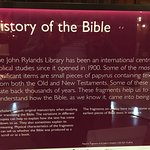 Photo of The John Rylands Library