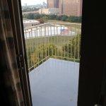 Balcony from 11th floor room.