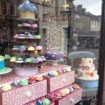 Bibi's bakery window