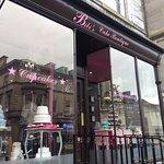 The best cupcake shop in Edinburgh