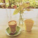 Origin Espresso Foto