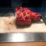 YUM Ham roasted and sliced for you