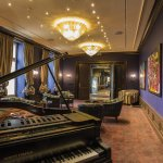 Le Palais Art Hotel Prague Foto