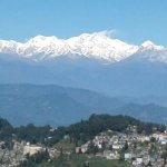 Excellent natural view from Summit Grace Hotel in Darjeeling. It is the best , economical & on t