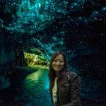My Photoshopped pic of Waitomo Cave